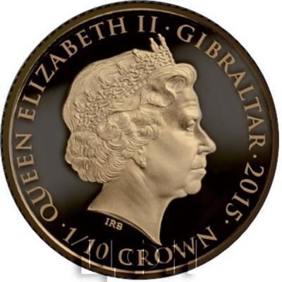 Гибралтар 1.10 кроны 2015 год  (аверс).jpg