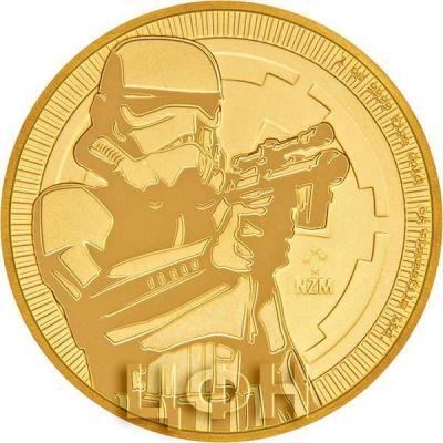 Ниуэ 25 долларов 2018 «Звёздные войны» (реверс).jpg