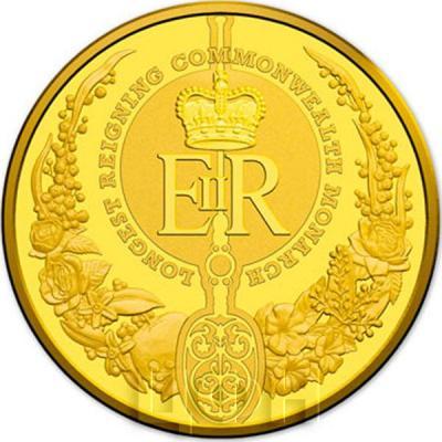 Австралия 2015 $100 LONGEST REIGNING COMMONWEALTH MONARCH (РЕВЕРС).jpg