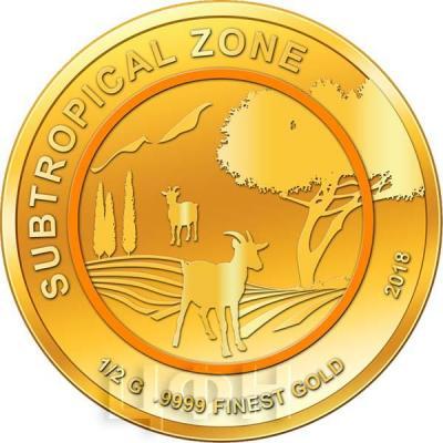 Конго 100 франков кфа «SUBTROPICAL ZONE» (реверс).jpg