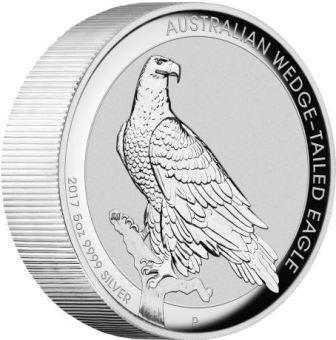 монета австралия 50 центов 2017
