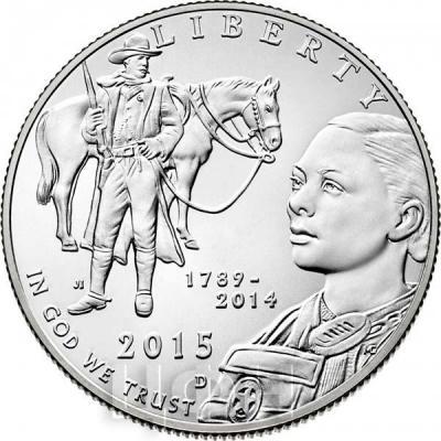 США 50 центов 2015 года «Служба маршалов США» (аверс).jpg