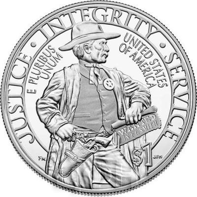 США 1 доллар 2015 года «Служба маршалов США» (реверс).jpg