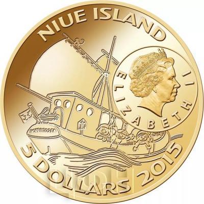 Серебряная монета золотая курочка ниуэ купить японские деньги фото и название