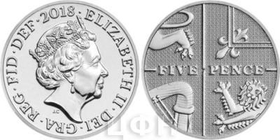 Великобритания 2018 год 5 центов.jpg