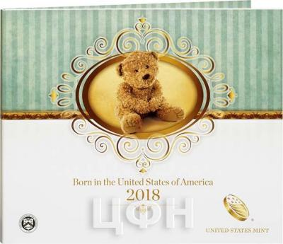 США набор 2018 «На рождение ребёнка».jpg