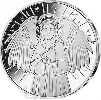 Самоа половина доллара 2018 «Ангел-хранитель»(реверс).jpg