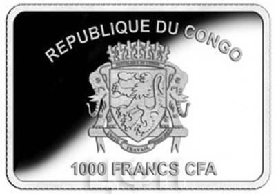 Конго 1000 франков КФА (аверс).jpg