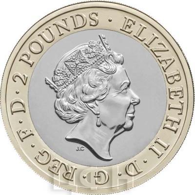 Великобритания 2 фунта 2018 год (аверс).jpg