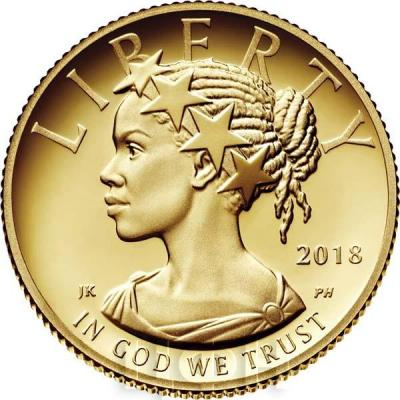 США 10 долларов 2018 Либерти (аверс).jpg
