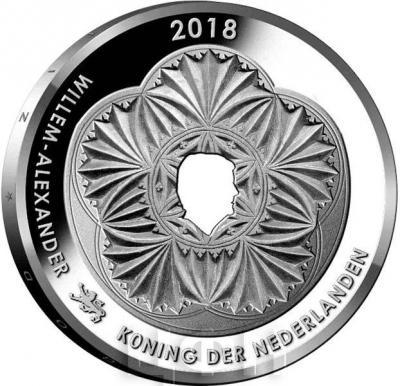 Нидерланды 5 евро 2018 Леуварден (аверс).jpg