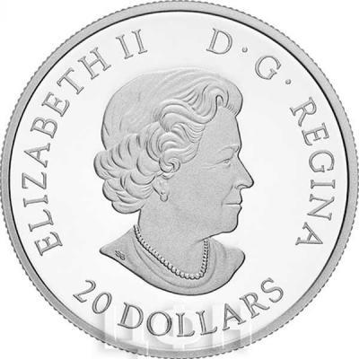 Канада 20 долларов 2018 год (аверс).jpg