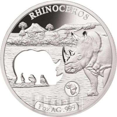 Джибути 250 франков 2018 RHINOCEROS(реверс).jpg