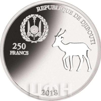 Джибути 250 франков 2018 SPRINGBOK (аверс).jpg