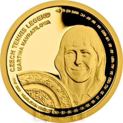 Самоа 25 долларов 2018 Мартина Навратилова (реверс).jpg