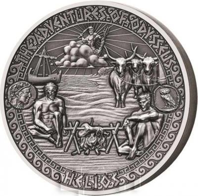 Соломоновы острова (10) 5 долларов  2018 Одиссей  Гелиос (реверс).jpg