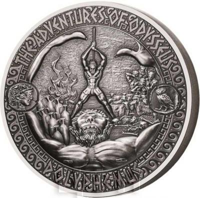 Соломоновы острова (4) 5 долларов  2018 Одиссей POLYPHEMUS ЦИКЛОП (реверс).jpg
