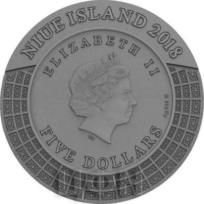 Ниуэ 5 долларов 2018 год «HADES» (аверс).jpg