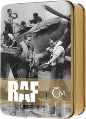 Ниуэ 25 долларов 2018 золото «100 лет RAF» (упаковка).jpg
