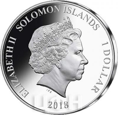 Соломоновы Острова 1 доллар 2018 (аверс).jpg