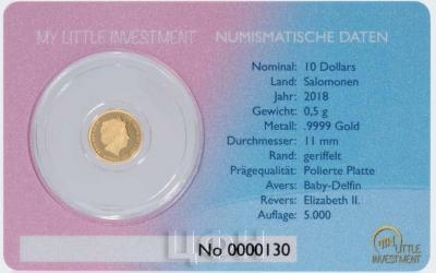 Соломоновы острова 10 долларов 2018 год «Дедьфин» (аверс).JPG