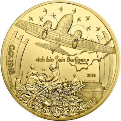 Франция золото DAKOTA «Авиация и история» (аверс).jpg