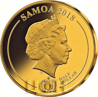 Самоа 50 центов 2018 год (аверс).jpg