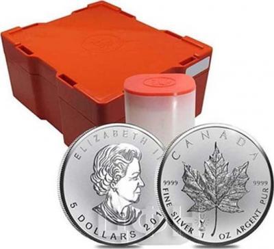 Канада 5 долларов 2018 «Кленовый лист» (упаковка).jpg