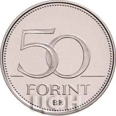 Венгрия 50 форинтов (аверс).jpg