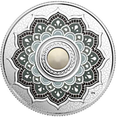 Канада 5 долларов 2018 «Жемчуг» (реверс).jpg