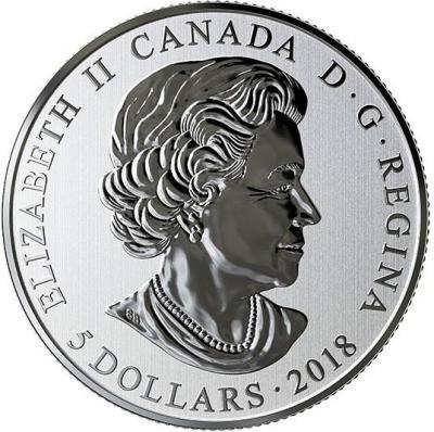 Канада 5 долларов 2018 (аверс).jpg