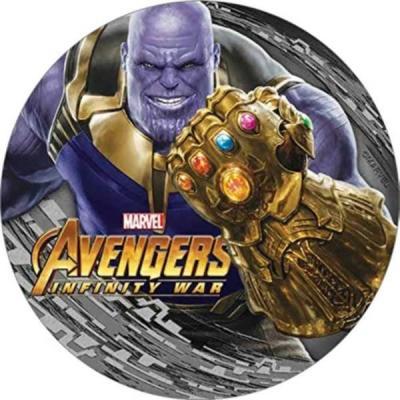 Фиджи 2 доллара 2018 год «THANOS Avengers Infinity Wars Marvel» (реверс).jpg