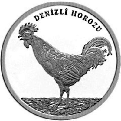 Турция 20 лир 2018 года «Денизлийский петух» (реверс).jpg
