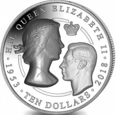 Британские Виргинские острова 10 долларов «65 лет коронации королевы Елизаветы II» (реверс).jpg