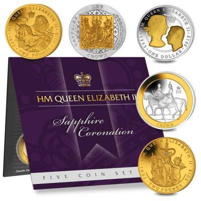 Побджой «65 лет коронации королевы Елизаветы II» (набор).jpg