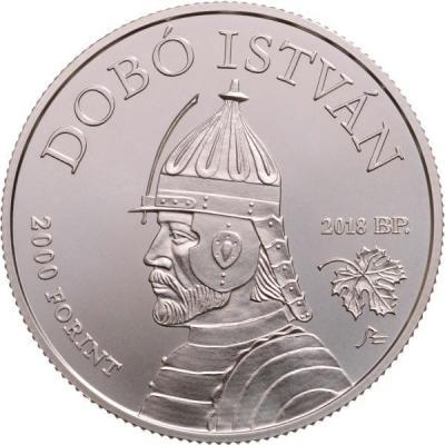 Венгрия 2000 форинтов 2018 год «Замок Эгера» (аверс).jpg