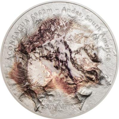 Острова Кука 25 долларов 2018 «Аконкагуа» (реверс).jpg