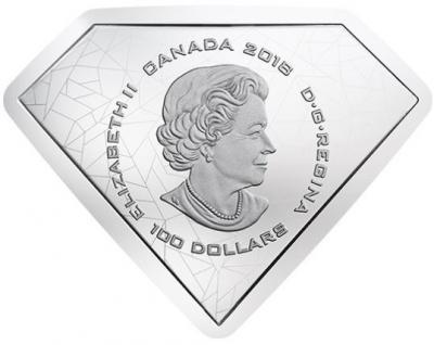 Канада 100 долларов 2018 год «Лига справедливости» (аверс).jpg