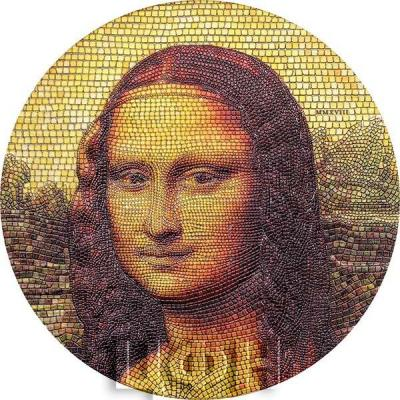 Палау 20 долларов2018 год  «Мона Лиза» (реверс).jpg