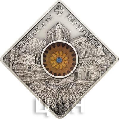 Палау 10 долларов 2018 «храм Гроба Господня» (реверс).jpg