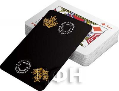 Канада 25 долларов 2018 «PLAYING CARDS OF NEW FRANCE Set 4 Silver Coins» (реверс).jpg