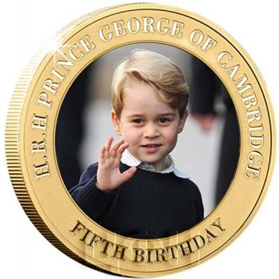 Гернси 50 пенсов  2018 года «Его Королевское Высочество Принц Джордж 5-летие» (реверс).jpg