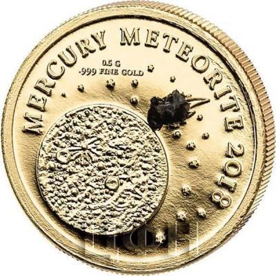 Конго 100 франков 2018 года «MERCURY METEORITE» (реверс).jpg