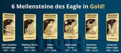 Соломоновы острова 6 монет по 10 долларов 2018 год «Американский орёл» (упаковка).jpg