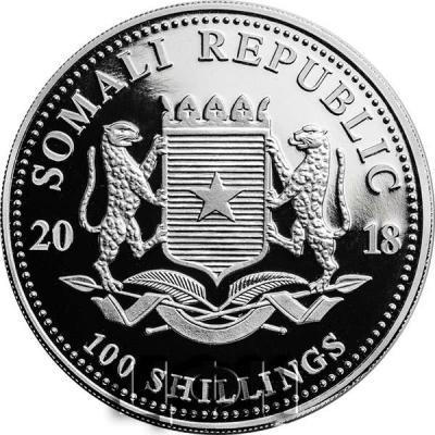Сомали 100 шиллингов 2018 год (аверс).jpg