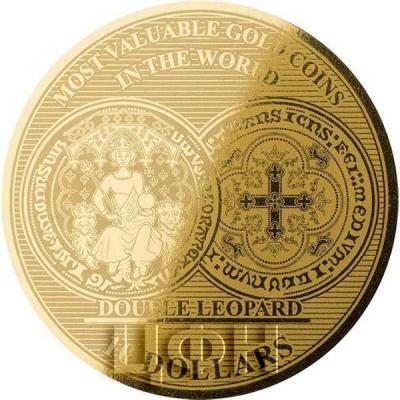 Соломоновы острова 10 долларов 2018 год «Флорин или двойной леопард» (реверс).jpg
