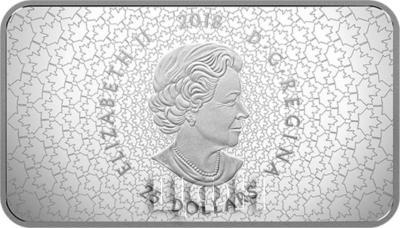 Канада 25 долларов (аверс).jpg