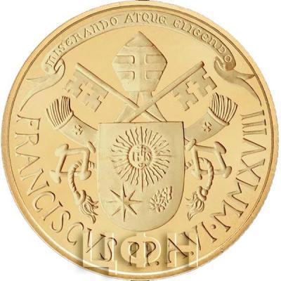 Ватикан 20 евро «Вознесение Христа» (реверс).jpg