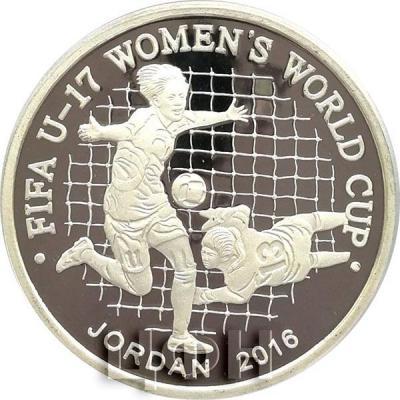 Корея Северная 20 вон 2018 год «FIFA U - 17 WOMEN'S WORLD CUP» (реверс).jpg