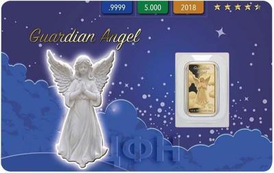 Соломоновы острова 10 долларов 2018 год «Ангел» (реверс).jpg